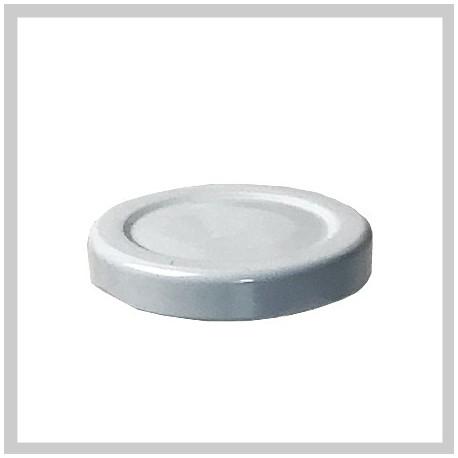 Twist Off 48mm Blanc