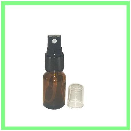 Flacon 10ml Brun + Vapo Noir
