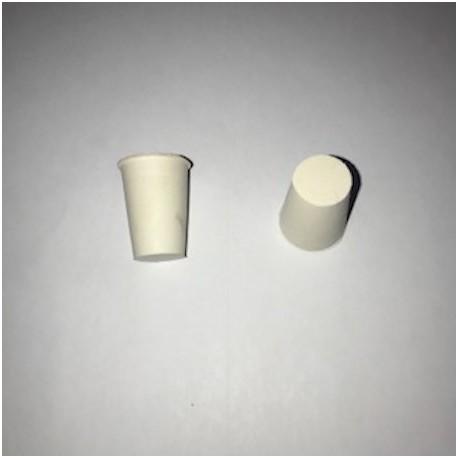 Bouchons pour tubes vanille