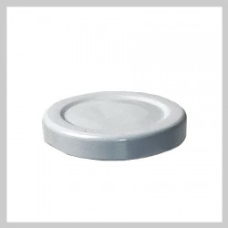 Couvercle 43mm Blanc