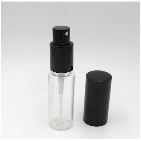 Flacon 20ml Brun + Vapo Noir