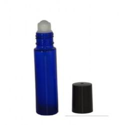 Roll-on 10ml Bleu bille plastique