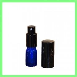 Flacon 05ml Bleu + Vapo Noir