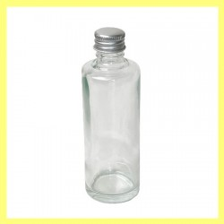 flacon 75ml transparent