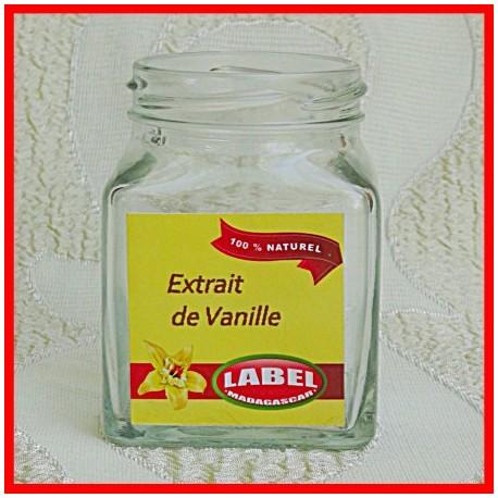 Etiquette pour bocal AP180C
