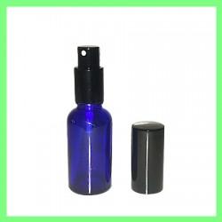 Flacon 30ml Bleu + Vapo Noir