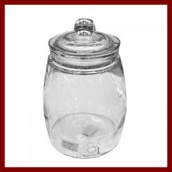 Bocal Rhum 5 litres ronde